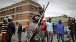 En Afrique du sud, les émeutes xénophobes ont fait au moins six