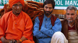 Upset BJP Questions Agnivesh's Integrity After J&K March With