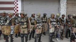 Uneasy Calm In Jammu And Kashmir Amid Heavy Security