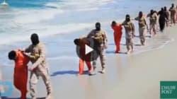 Video shock dell'Isis: 28 cristiani etiopi massacrati