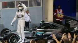 GP de Bahreïn: victoire de Lewis
