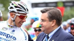 Le Grand Prix cycliste maintenu jusqu'en