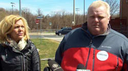 Rob Ford Endorses Christine Elliott In Ontario PC Leadership