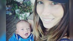 Dites bonjour à Silas, le bébé de Justin Timberlake et Jessica