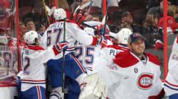 Le Canadien l'emporte 2-1 contre les Sénateurs en prolongation