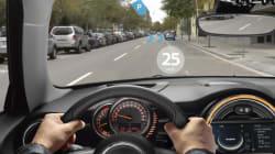 Mini Augmented Vision Showcased At Auto Shanghai