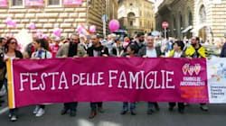 I genitori omosessuali e i loro figli vi invitano a Salerno il 3 maggio per la Festa delle
