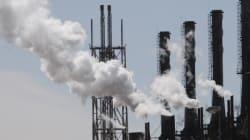 Le Canada dos au mur du réchauffement climatique après les