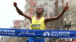 L'Éthiopien Lelisa Desisa remporte le marathon de