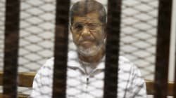 Mohamed Mursi, condenado a 20 años de