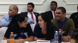 La voix des jeunes au Sommet des