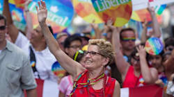 Kathleen Wynne Is a Champion For Women and LGBT Groups But No One