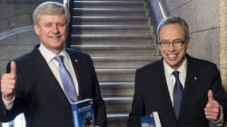 The Conservatives Balance Budgets and Keep