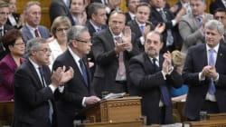 Harper Government Nips, Tucks Its Way To
