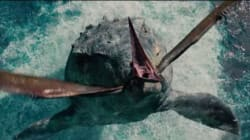 You'll Love The New Trailer Of 'Jurassic World', If Genetically Modified Hybrid Dinosaurs Are Your