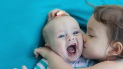 Naissance d'un second bébé: une chance pour