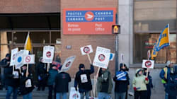 Postal Workers Walk Fine Line Between Action and Denial Of