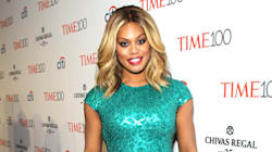 Laverne Cox Channels Her Inner