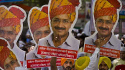 Congress Demands FIR Against Modi, Kejriwal For Farmer Suicide At AAP
