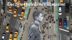 Cette couverture du New York Times Magazine est garantie 0%