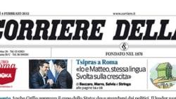 Direttore Corriere della Sera, in corsa 3-4 candidati per il dopo De Bortoli