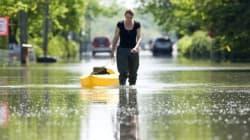 Harper Visits Quebec Flood Zone, Pledges To