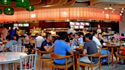 Singapore's Heart Beats In Its Food