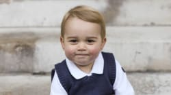14 Photos That Will Make You Fall In Love With Prince George All Over