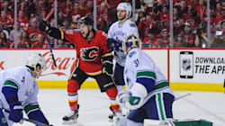 Flames Intent On Eliminating
