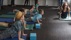 Yoga Can Help Kids With and Without Special