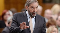 Tory MP Accuses Mulcair Of Dropping