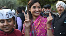 'Mentally Unstable' Youth Misbehaves With AAP MLA Alka Lamba In
