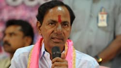 Telangana Rashtra Samithi Re-Elects K Chandrasekhar Rao As Party