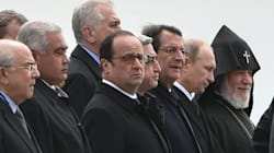 Centenario del genocidio armeno, critiche alla Turchia da Hollande e
