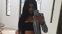 This Is What Kylie Jenner Wears To A Casual Family