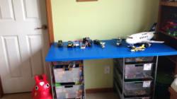 14 tables à Lego faciles à