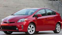 Les cinq voitures hybrides 2015 les plus abordables