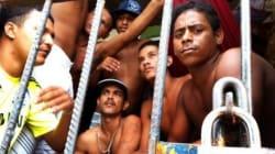 Para ONU, prisões superlotadas são