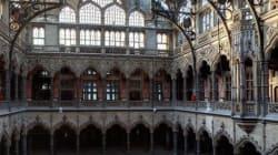Douze magnifiques bâtiments abandonnés qui embellissent avec le