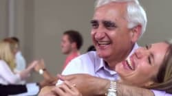 You Won't Be Able To Unsee This: Salman Khurshid Woos The German Ambassador's