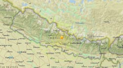 Big Earthquake In Nepal, Widespread Panic As Tremors Rock