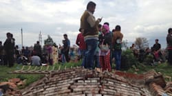Historic Tower Collapses In Kathmandu After A Severe