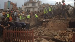 Earthquake Avalanche Kills Eight At Nepal's Everest Base