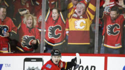 Flames Torch Canucks To Advance To 2nd