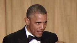 Obama se paie Hillary Clinton et ceux qui pensent qu'il est