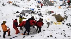 22 muertos por la avalancha en el Everest, donde hay 217