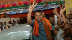 Maharashtra CM Devendra Fadnavis Arrives In Israel To Seek Collaboration, Attract