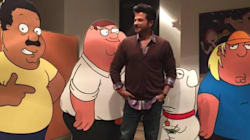 Giggity! Check Out Anil Kapoor Dubbing For 'Family Guy' In