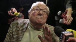 Jean-Marie Le Pen désavoué par 84% des sympathisants