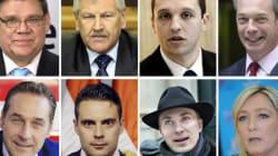 L'extrême droite européenne sur le chemin de crête de la